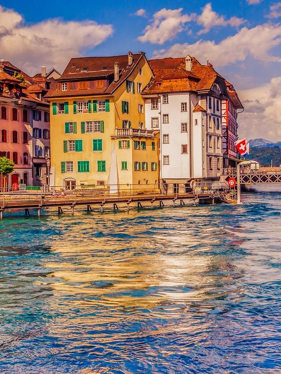 瑞士卢塞恩(Lucerne),热门旅游_图1-11