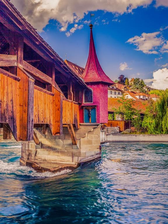 瑞士卢塞恩(Lucerne),热门旅游_图1-8