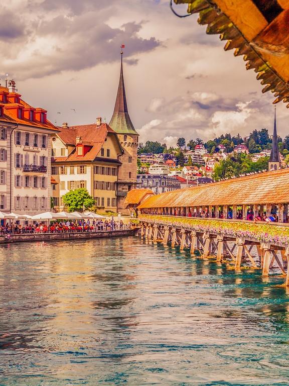 瑞士卢塞恩(Lucerne),热门旅游_图1-6