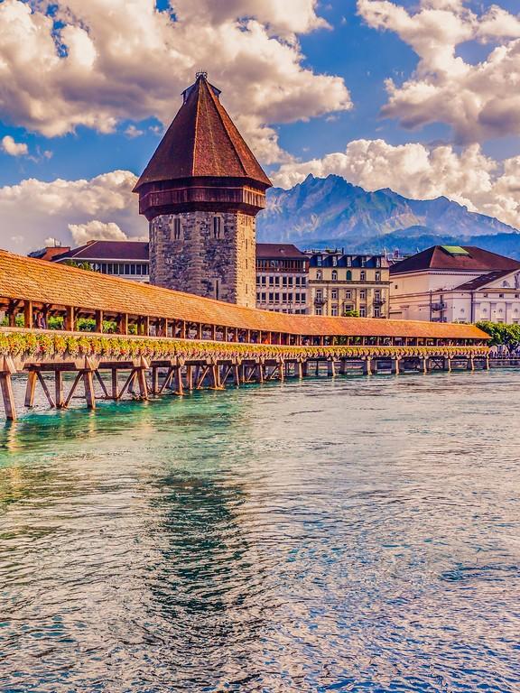 瑞士卢塞恩(Lucerne),热门旅游_图1-10