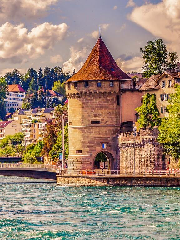 瑞士卢塞恩(Lucerne),热门旅游_图1-7