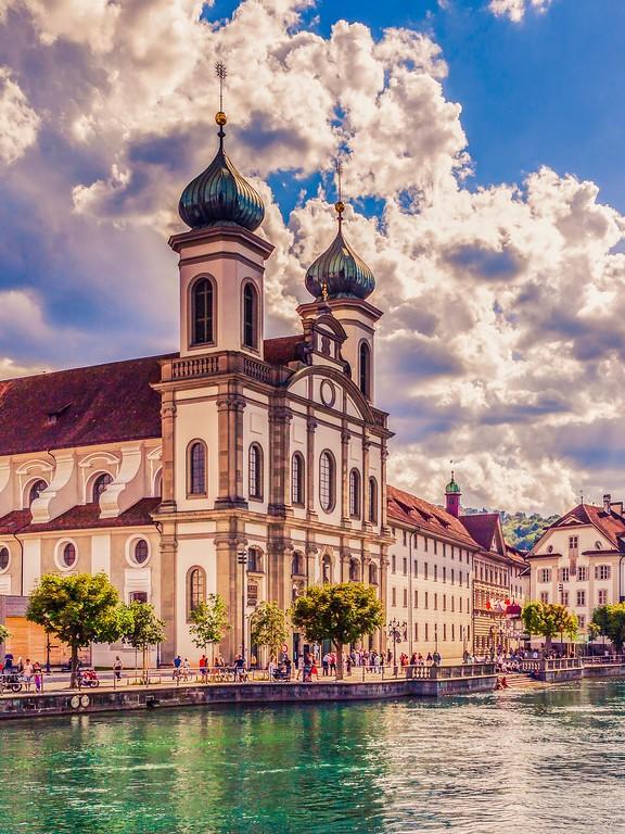 瑞士卢塞恩(Lucerne),热门旅游_图1-5
