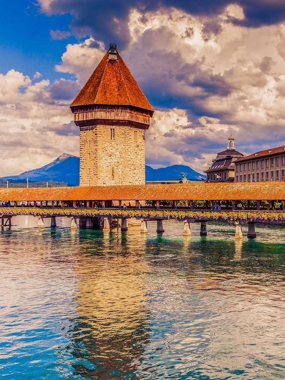 瑞士卢塞恩(Lucerne),热门旅游_图1-22