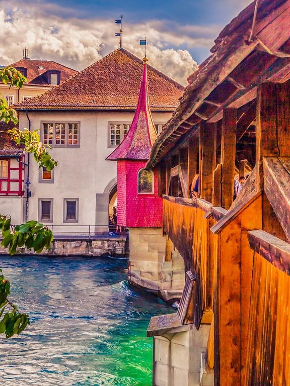 瑞士卢塞恩(Lucerne),热门旅游_图1-3