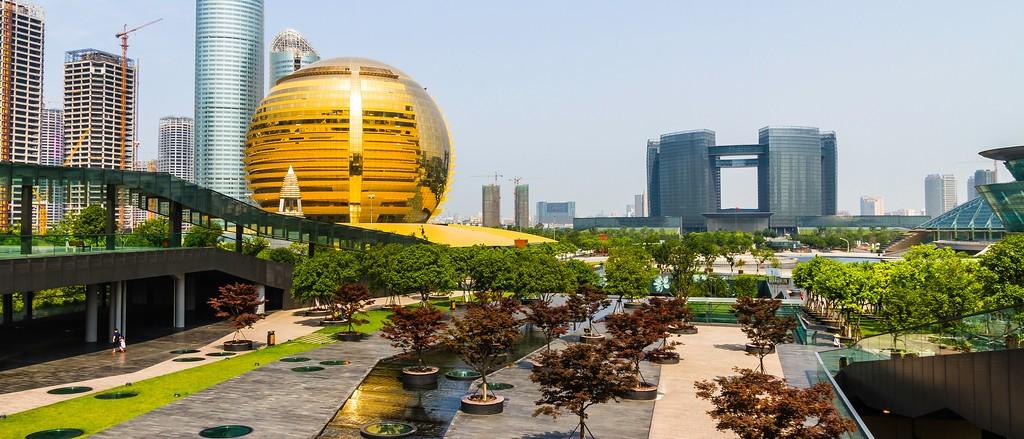 杭州古城,新地标_图1-6