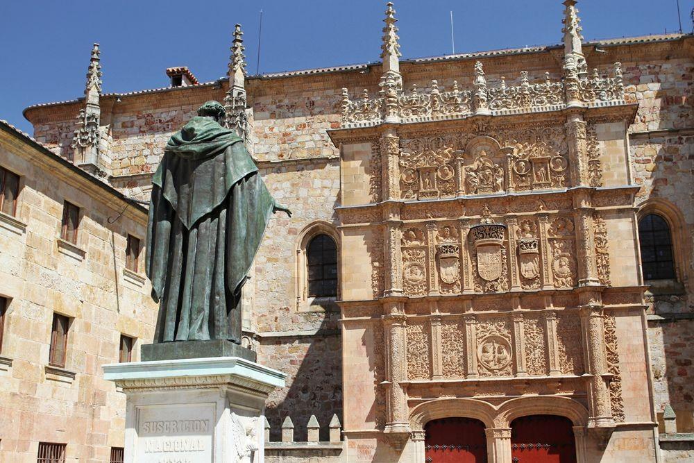 萨拉曼卡-西班牙金城的古代历史_图1-10