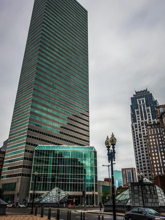 美国波士顿,唐人街的牌楼_图1-9