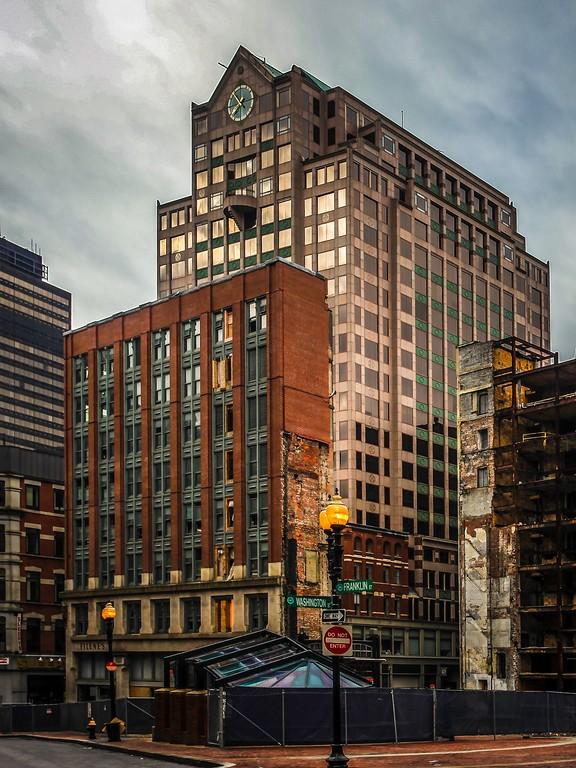 美国波士顿,唐人街的牌楼_图1-10