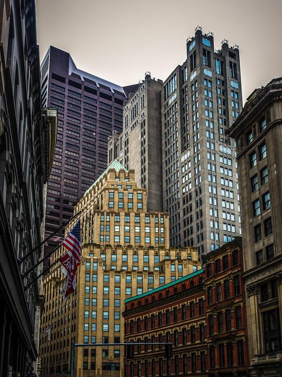 美国波士顿,唐人街的牌楼_图1-5