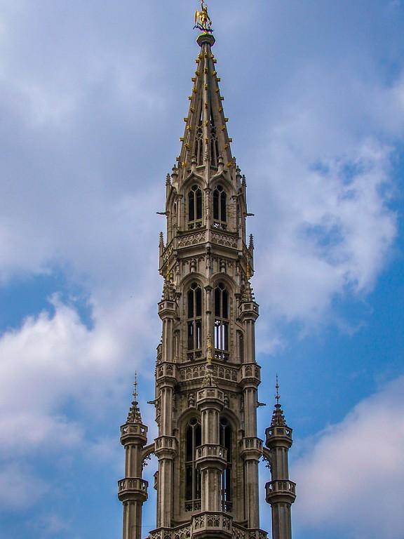 比利时布鲁塞尔,精致的雕琢_图1-8