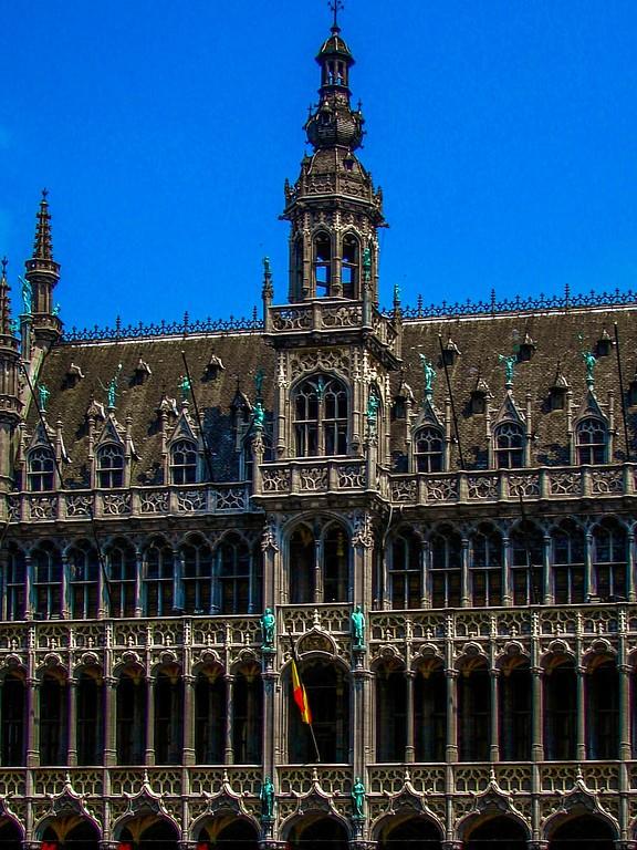 比利时布鲁塞尔,精致的雕琢_图1-1