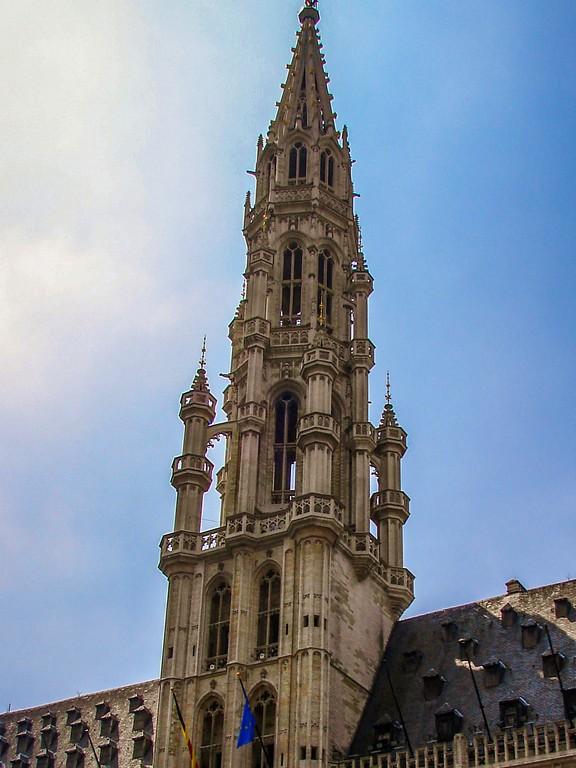 比利时布鲁塞尔,精致的雕琢_图1-6