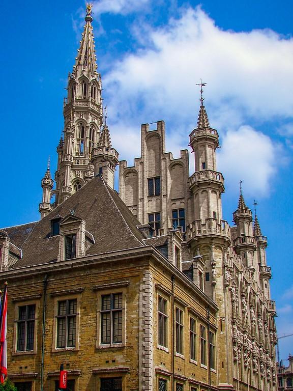 比利时布鲁塞尔,精致的雕琢_图1-11