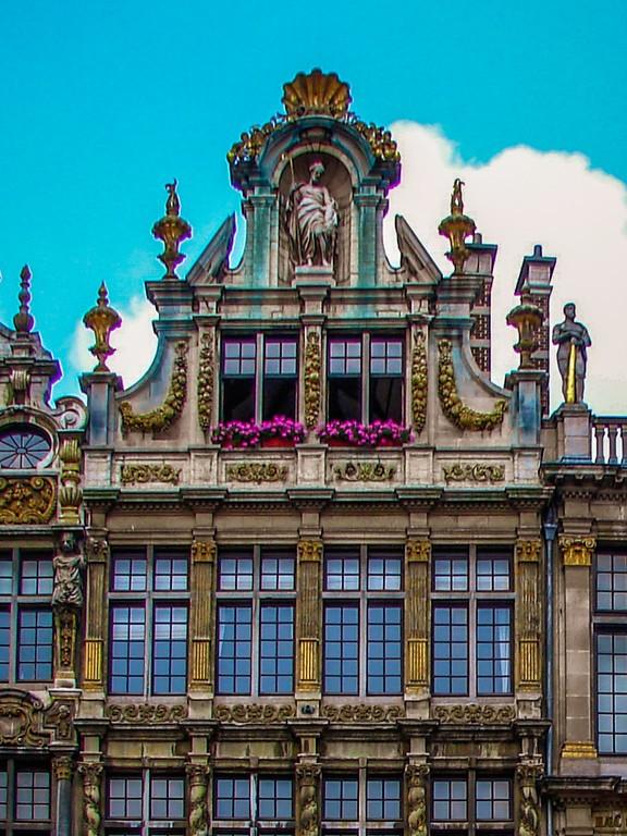 比利时布鲁塞尔,精致的雕琢_图1-5