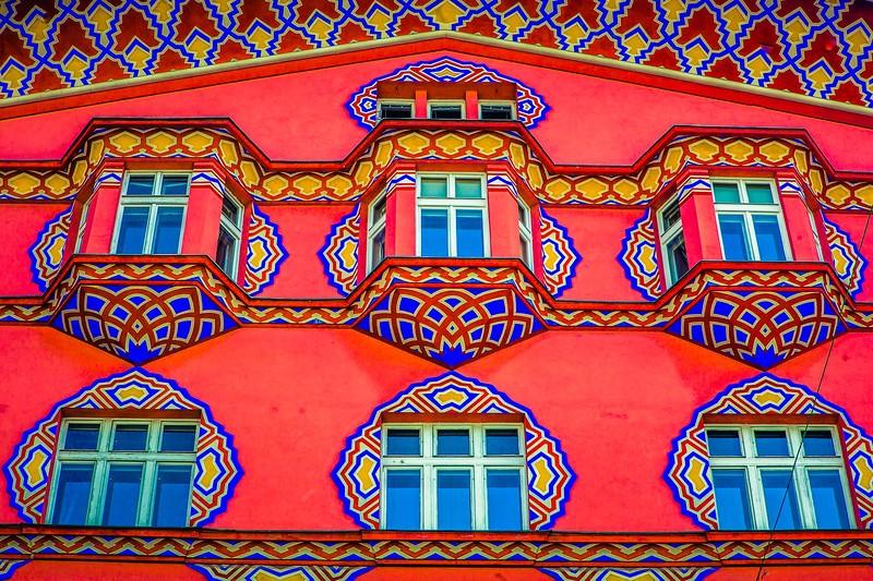 斯洛文尼亚首都卢布尔雅那(Ljubljana),街头艺术_图1-10