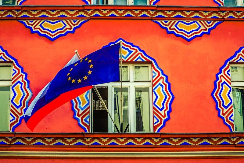 斯洛文尼亚首都卢布尔雅那(Ljubljana),街头艺术_图1-6