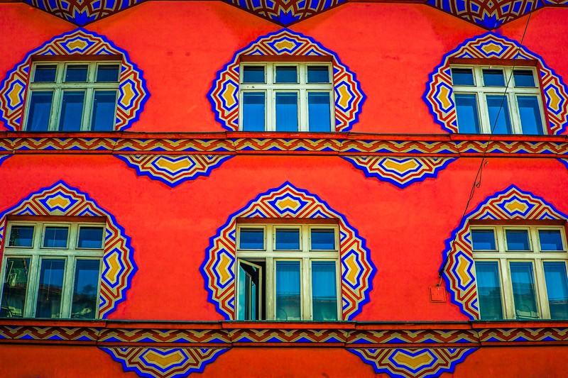 斯洛文尼亚首都卢布尔雅那(Ljubljana),街头艺术_图1-2