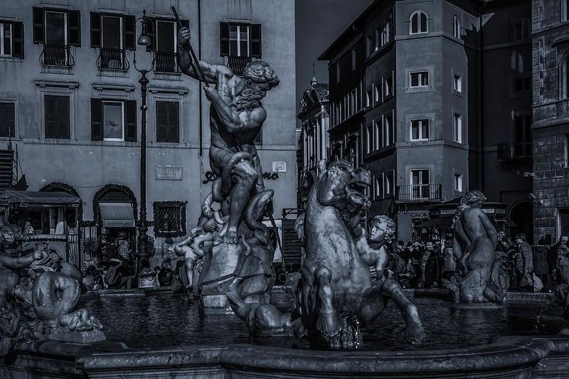 罗马纳沃纳广场,闻名景点_图1-14
