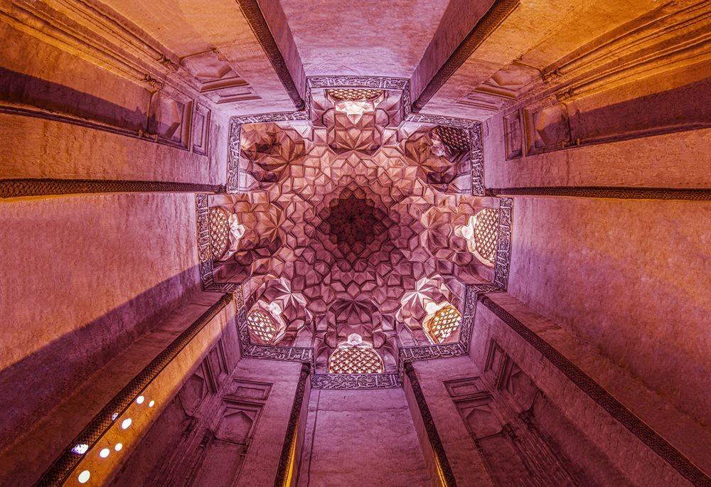 伊朗清真寺和宫殿的数码化制作_图1-2