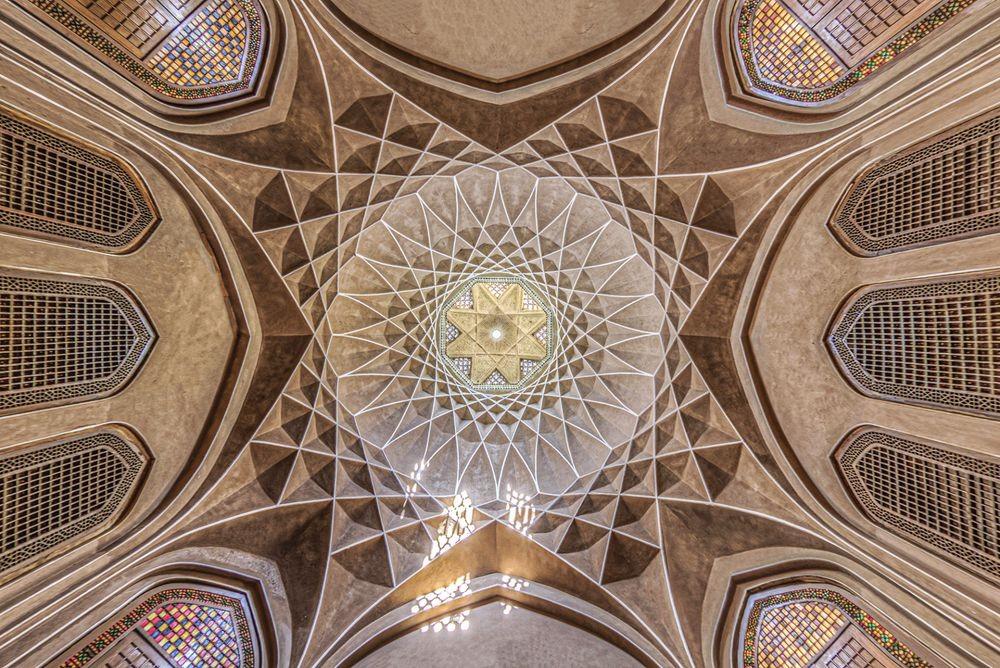 伊朗清真寺和宫殿的数码化制作_图1-4