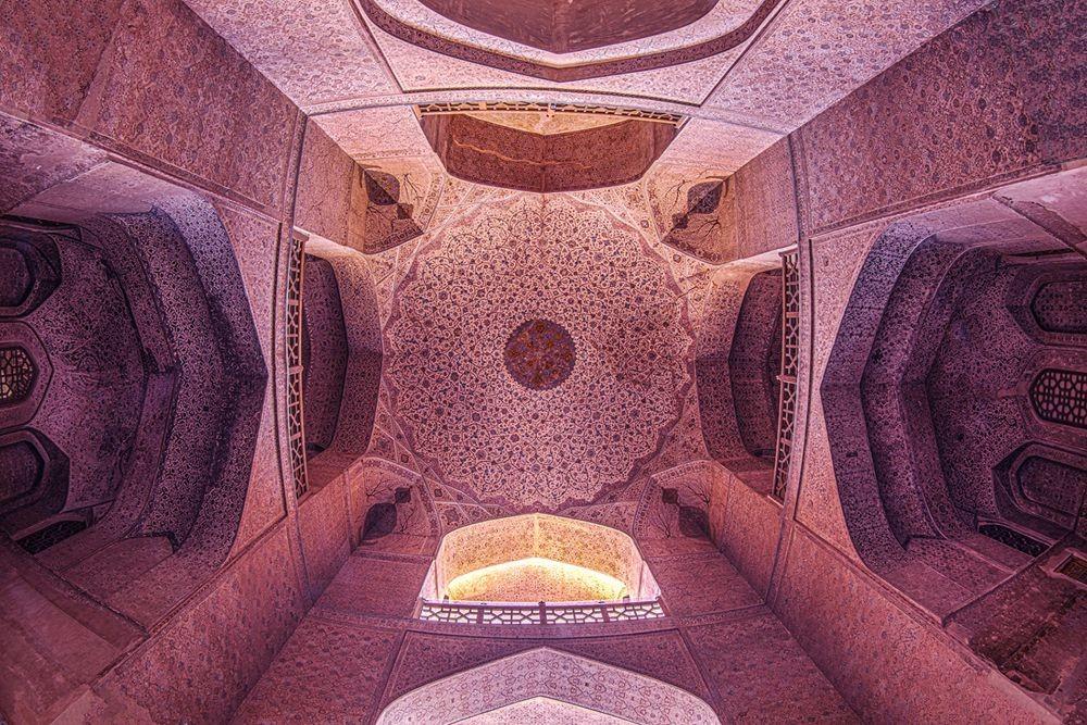 伊朗清真寺和宫殿的数码化制作_图1-5