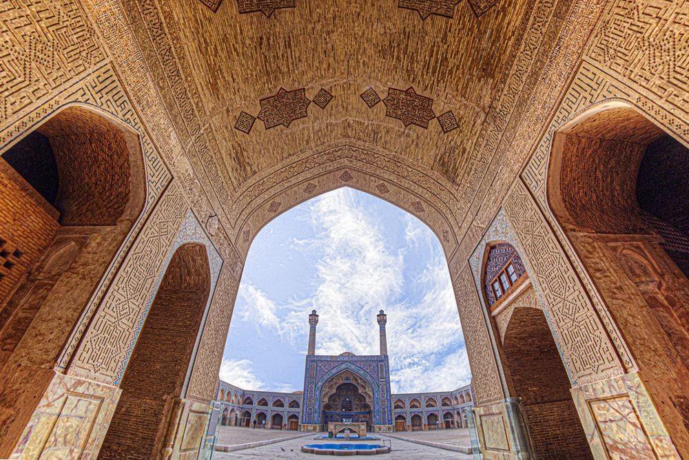 伊朗清真寺和宫殿的数码化制作_图1-6