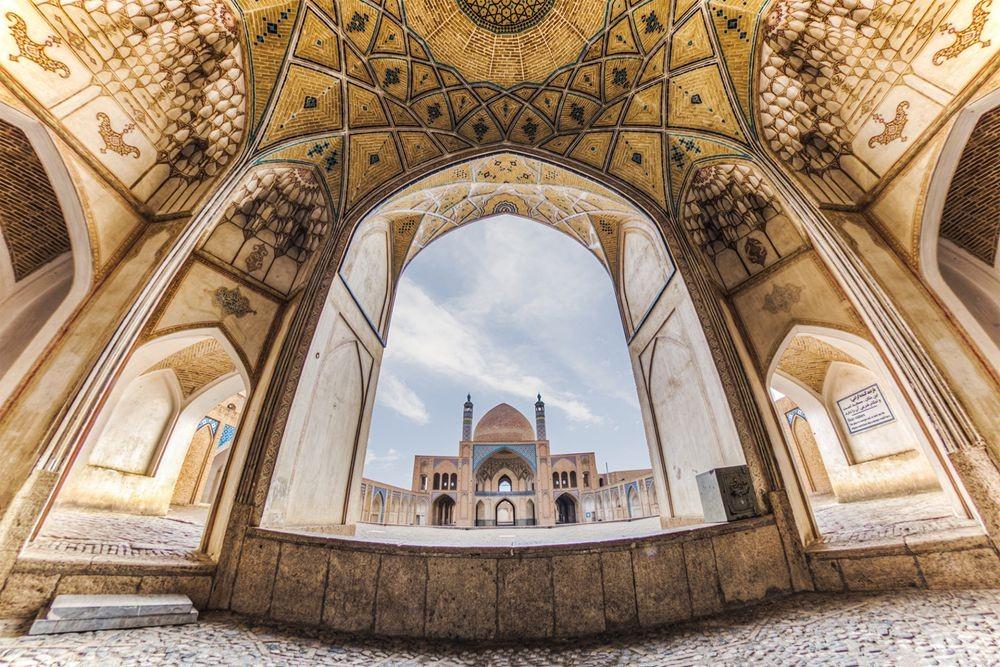 伊朗清真寺和宫殿的数码化制作_图1-8