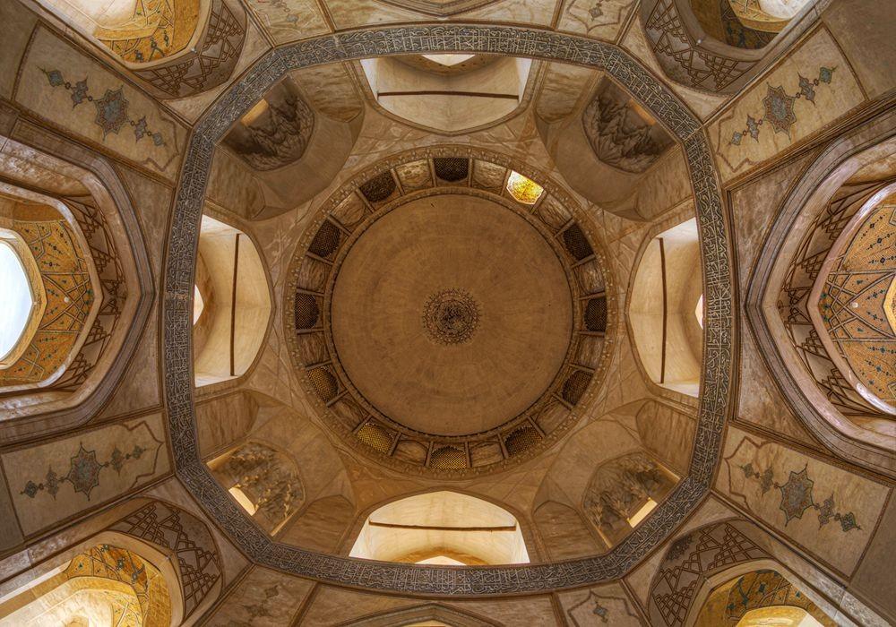 伊朗清真寺和宫殿的数码化制作_图1-9