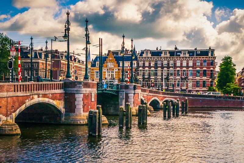 荷兰阿姆斯特丹,城市漫游_图1-13