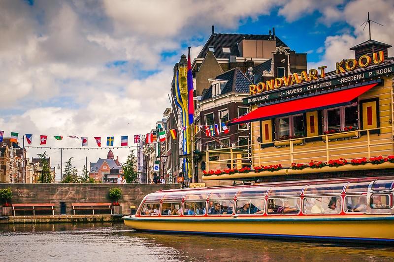 荷兰阿姆斯特丹,城市漫游_图1-15