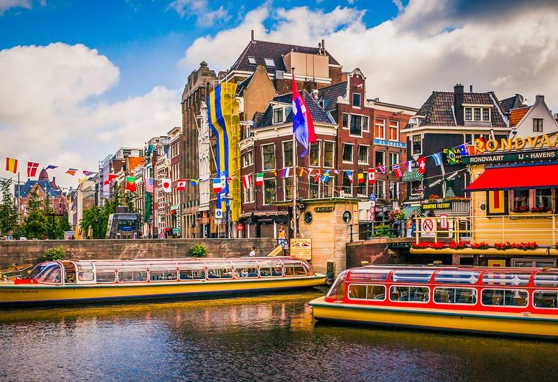 荷兰阿姆斯特丹,城市漫游_图1-9