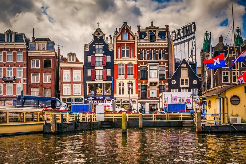 荷兰阿姆斯特丹,城市漫游_图1-10