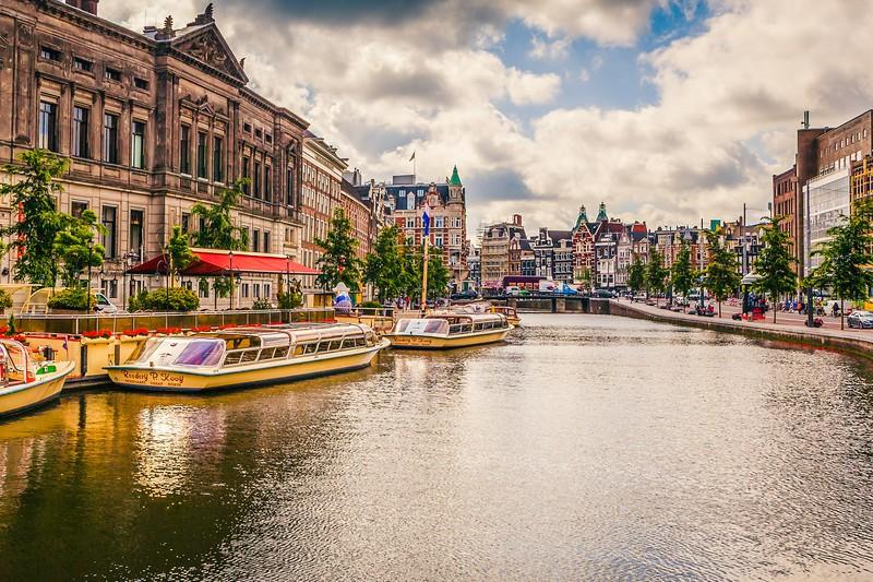 荷兰阿姆斯特丹,城市漫游_图1-11