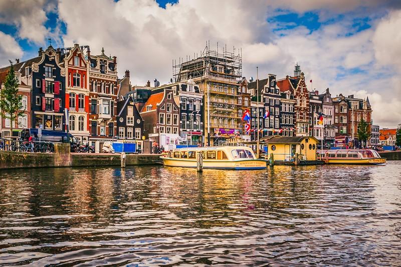 荷兰阿姆斯特丹,城市漫游_图1-8