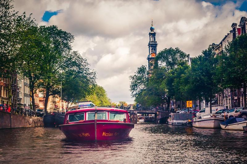 荷兰阿姆斯特丹,城市漫游_图1-12