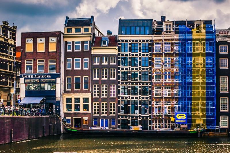 荷兰阿姆斯特丹,城市漫游_图1-7