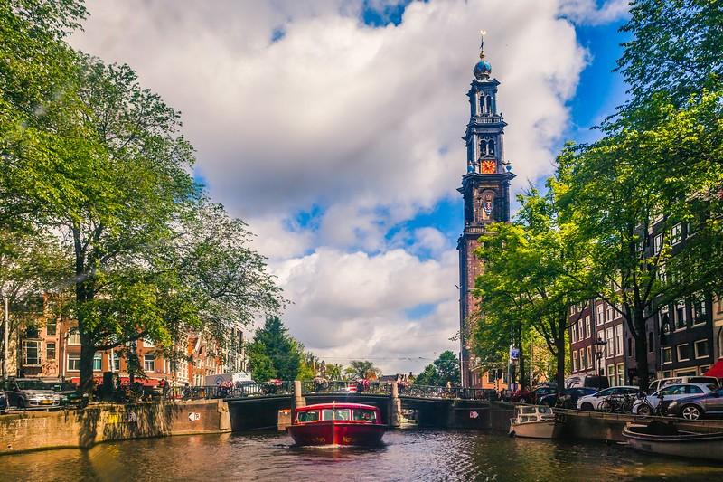 荷兰阿姆斯特丹,城市漫游_图1-3