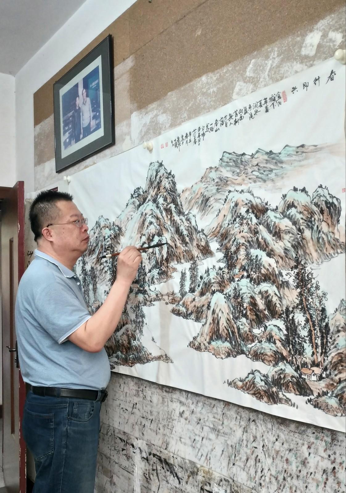 范建春写生中国十大主题介绍_图1-2