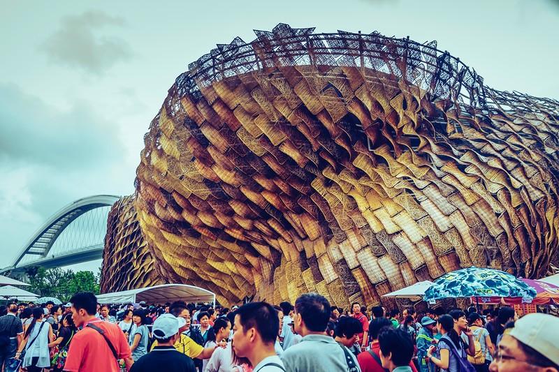 上海世博会(2010),标新立异_图1-13