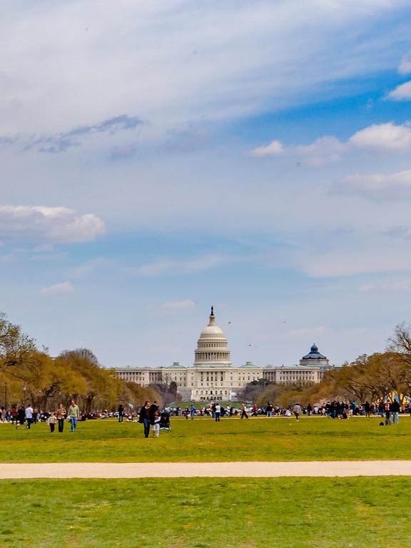 美国华盛顿,景点速写_图1-5