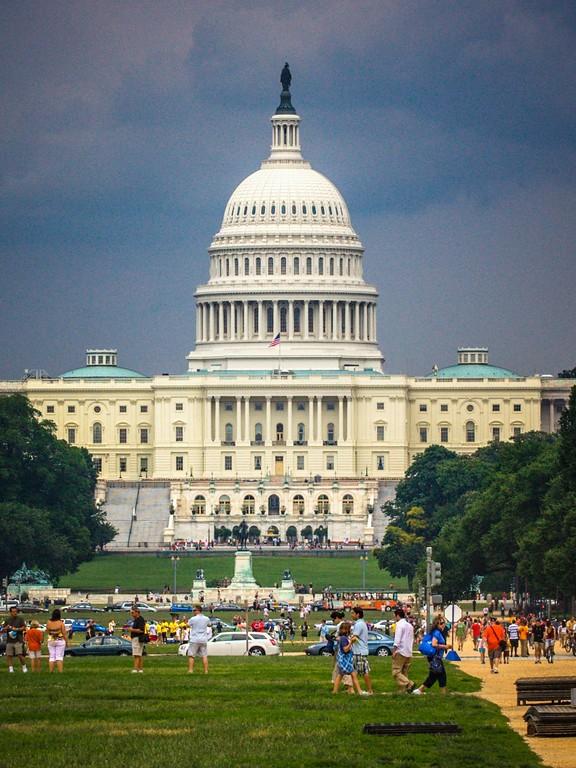 美国华盛顿,景点速写_图1-4