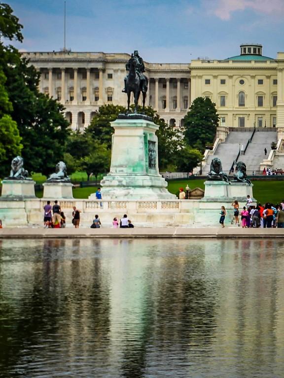 美国华盛顿,景点速写_图1-2