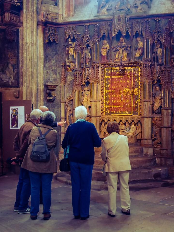 德国纽伦堡,传统的宗教文化_图1-1