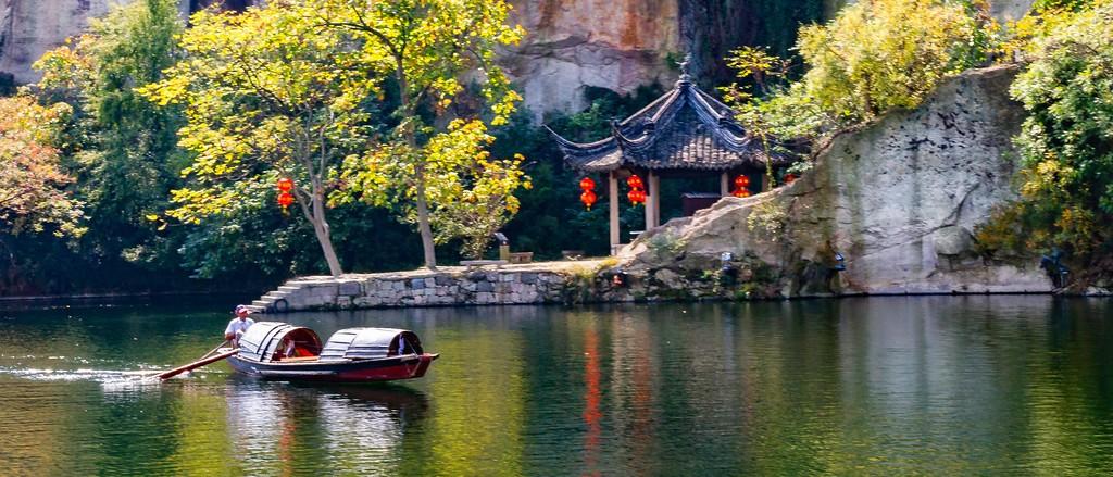 浙江东湖,流动音符_图1-8