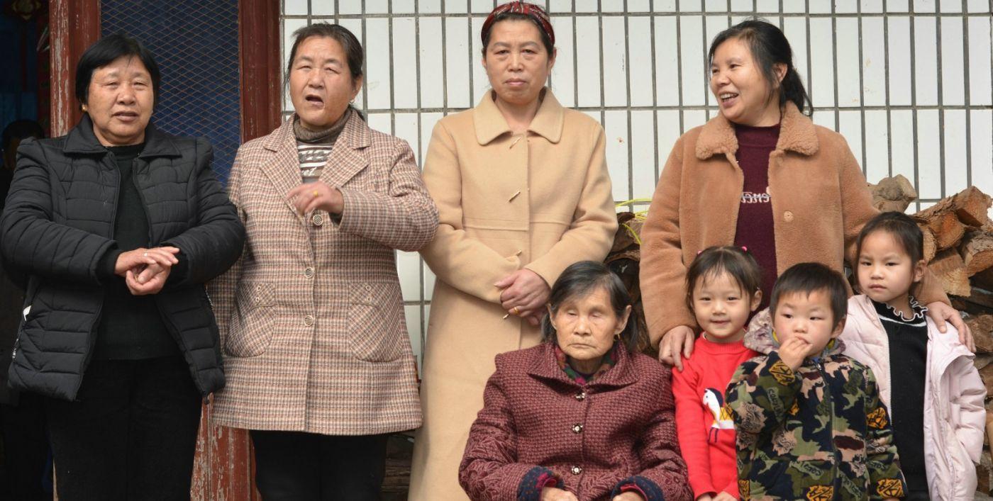 哭外婆走了(七律)_图1-3