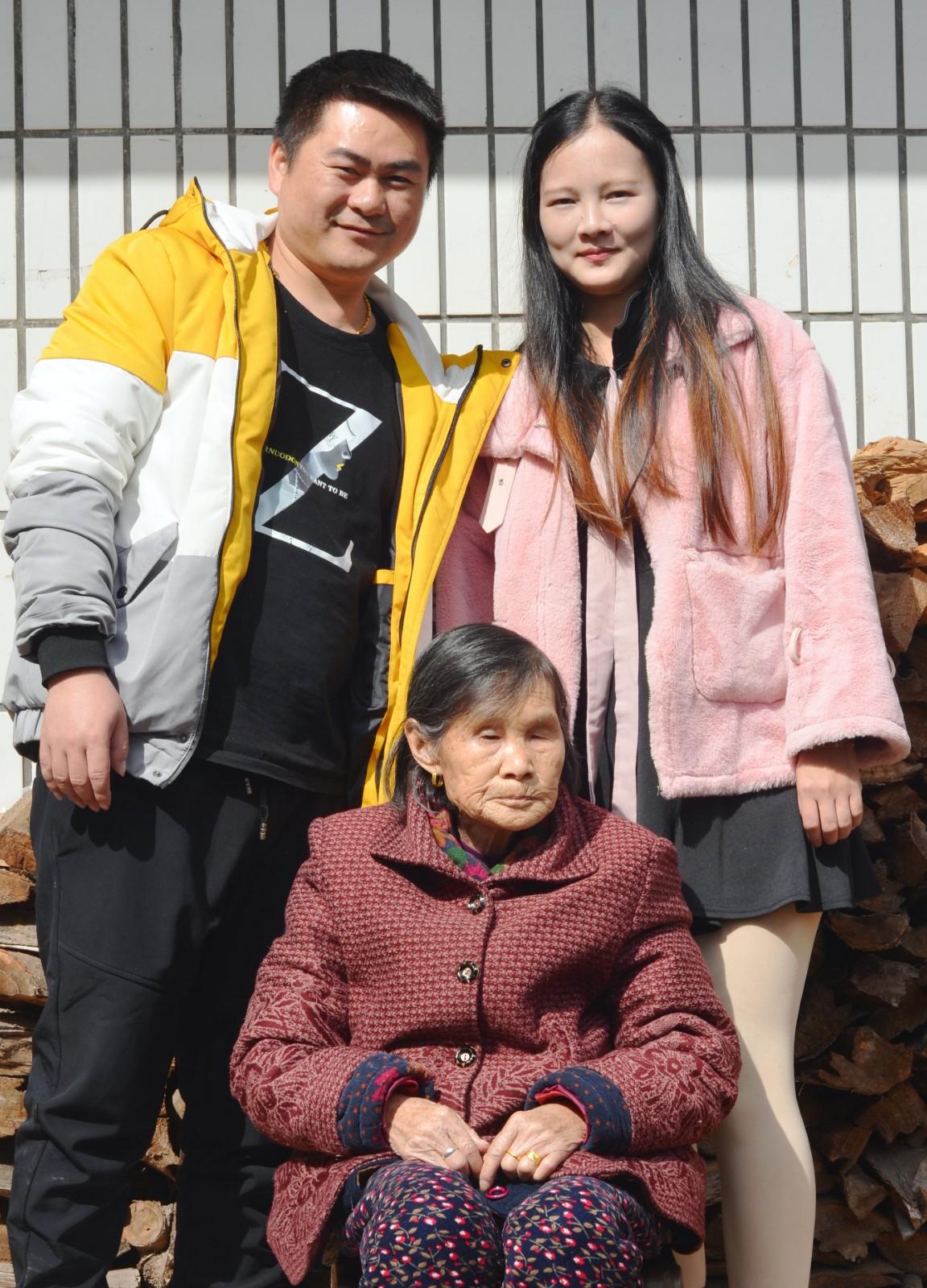 哭外婆走了(七律)_图1-5