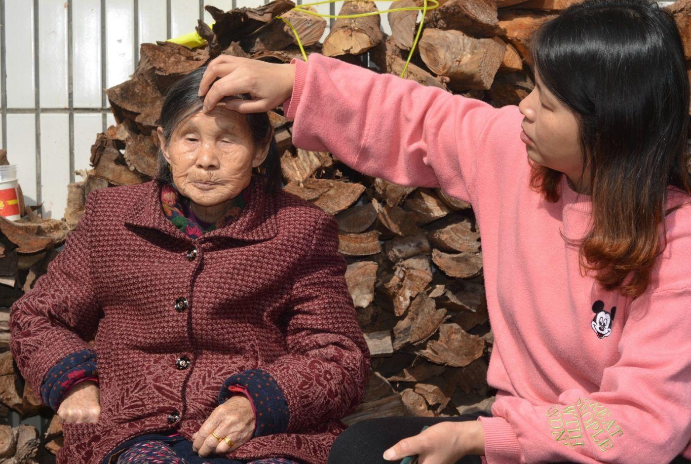 哭外婆走了(七律)_图1-6