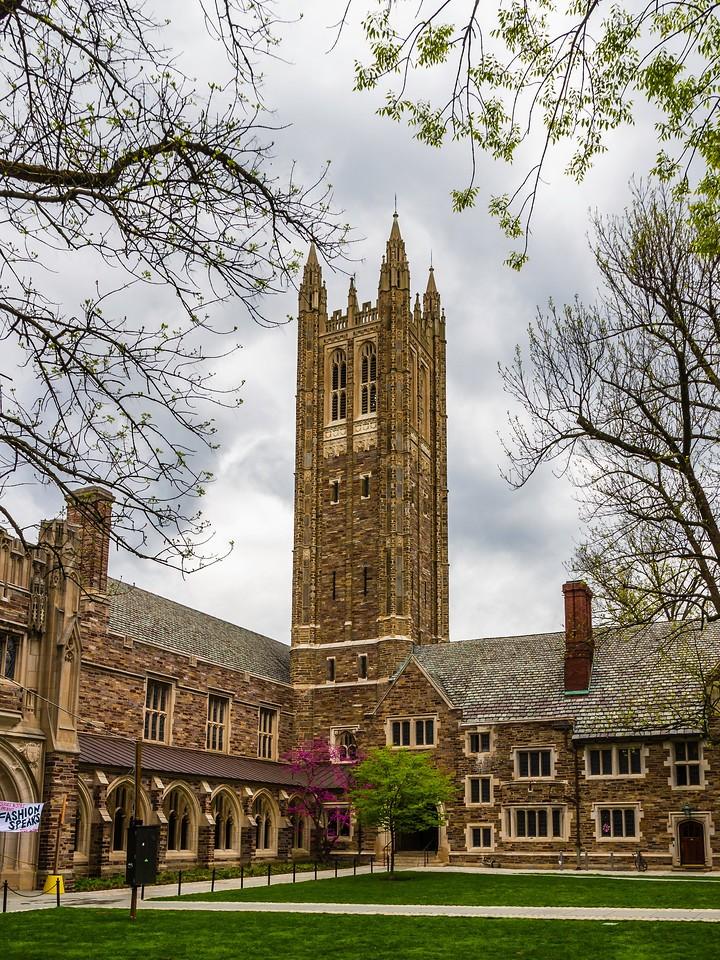 美国普林斯顿大学,有特色的校园建筑_图1-1