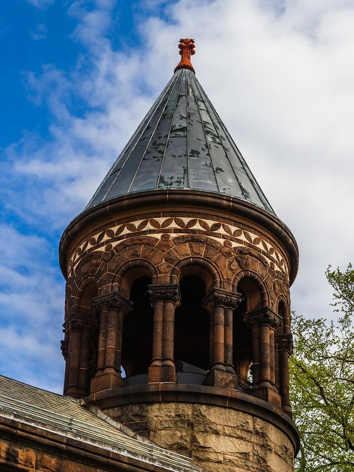 美国普林斯顿大学,有特色的校园建筑_图1-4