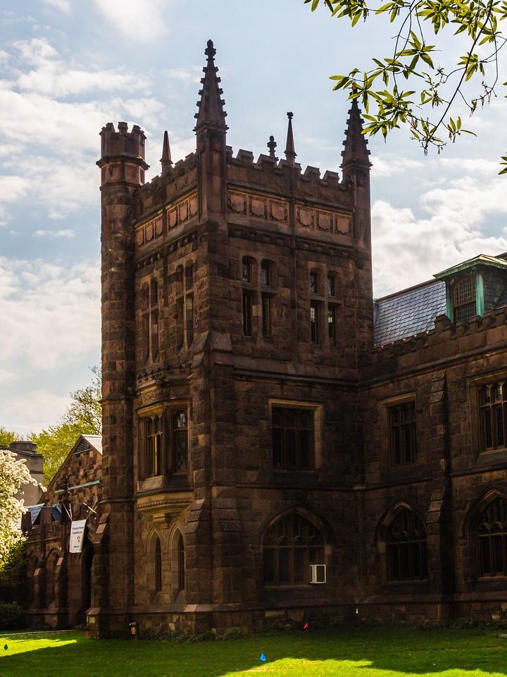 美国普林斯顿大学,有特色的校园建筑_图1-16